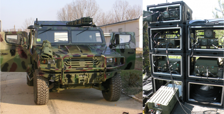 <strong>400W Vehicular Communications System</strong>
