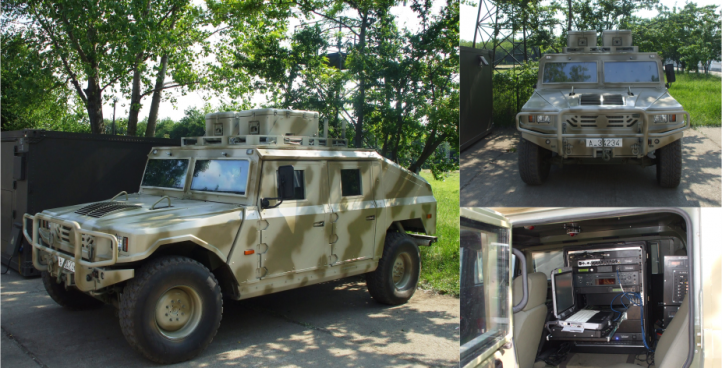 PSYOPS special vehicles