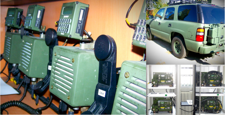 HF Communications System for Romanian Gendarmerie